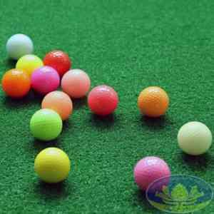 Bóng golf màu BG01