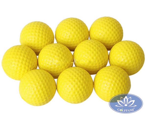 Bóng golf màu đẹp