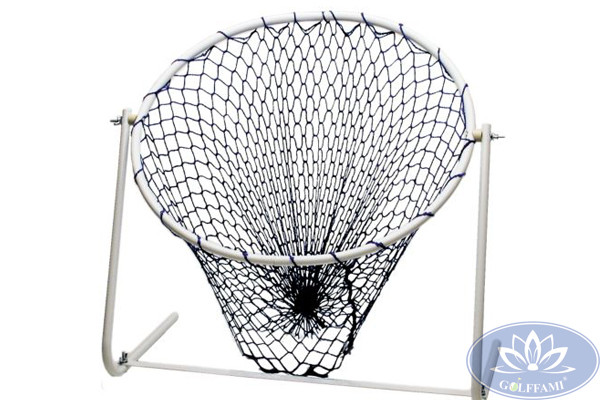 Mẫu Chipping net màu đen