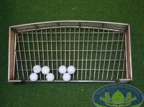 Khay đựng bóng golf inox GP02