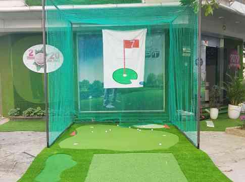Khung tập golf gomik51-2
