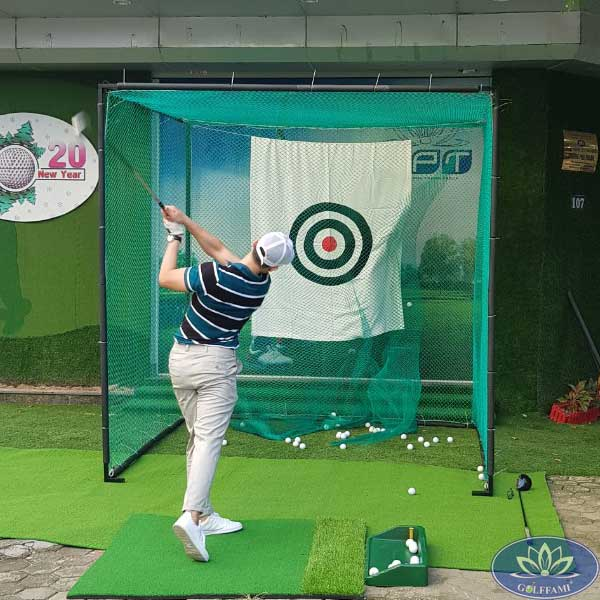 Khung tập golf Gomik52 chất lượng cao