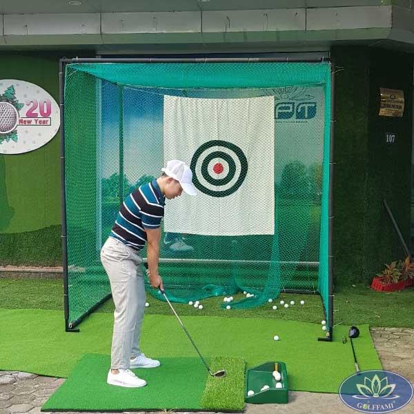 Khung tập golf Gomik52 giá rẻ