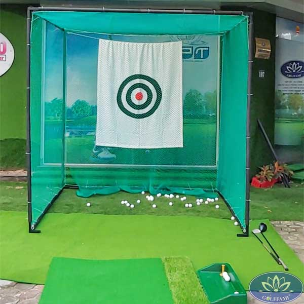 Khung tập golf Gomik52