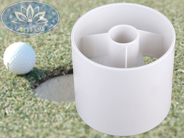 Lỗ cờ golf nhựa LG01