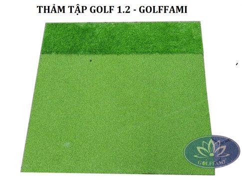 Thảm tập golf swing 1.2m GT09