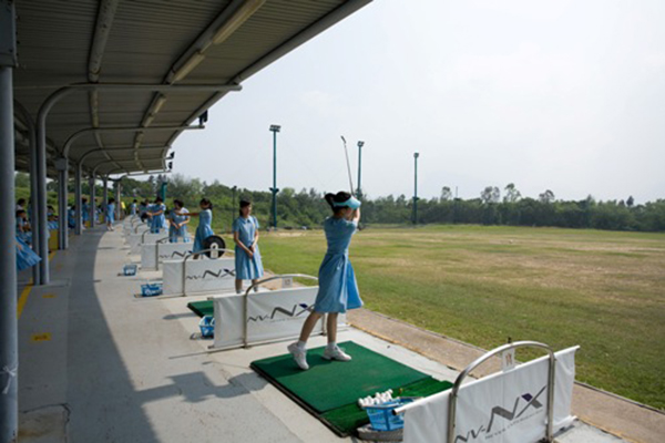 Sân golf đẹp