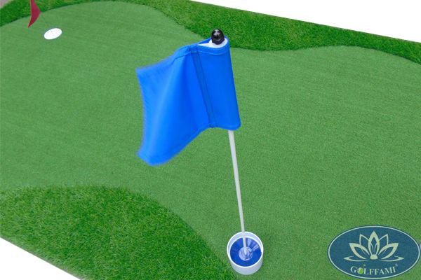 Lỗ cờ golf nhựa đẹp