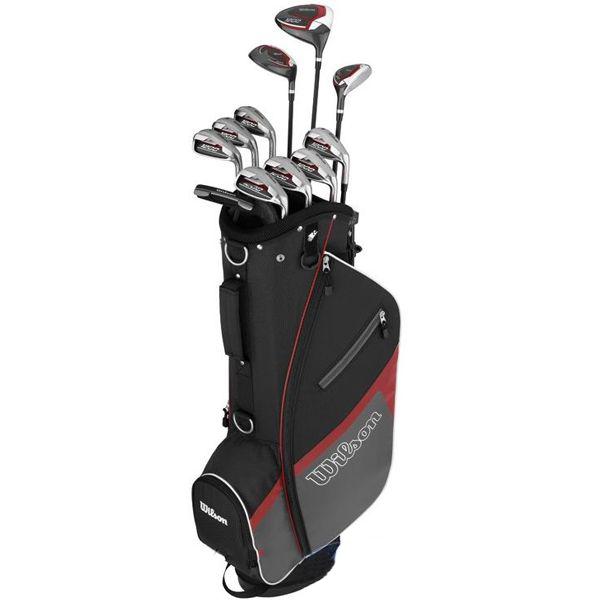 bộ gậy golf fullset Wilson 1200XV 2016