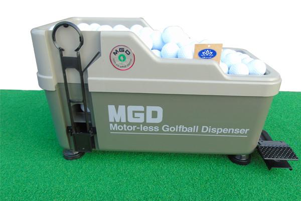 Bóng golf trên máy