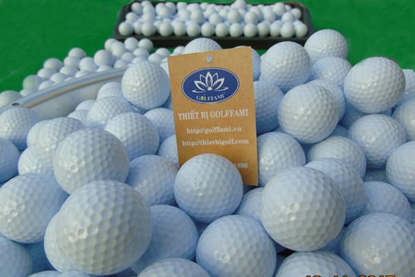 Bóng golf rất đa dạng