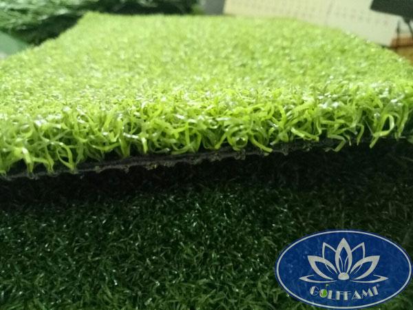 Mặt nghiêng cỏ nhân tạo sân golf Gomic610