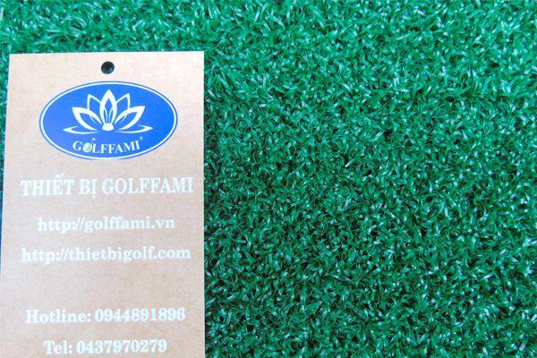 Mẫu Cỏ nhân tạo sân golf Gomic611