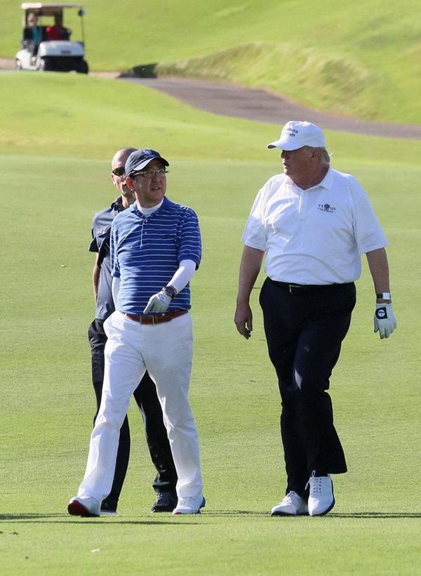Sân golf ở Nhật ế do người chơi golf giảm mạnh