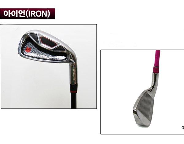 Gậy sắt bộ gậy golf Hàn Quốc