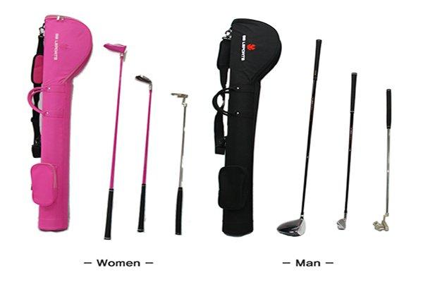 Bộ gậy golf Hàn Quốc cho nam và nữ