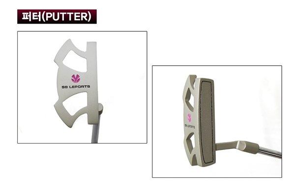 Bộ gậy golf Hàn Quốc GomiG01 gậy đẩy