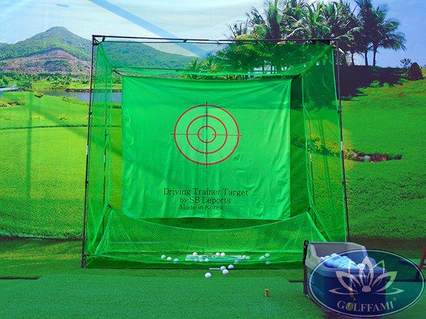 Bộ khung tập golf Hàn Quốc Gomik60-4
