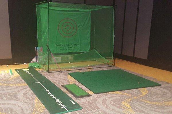 bộ khung tập golf Hàn Quốcnhập khẩu chính hãng