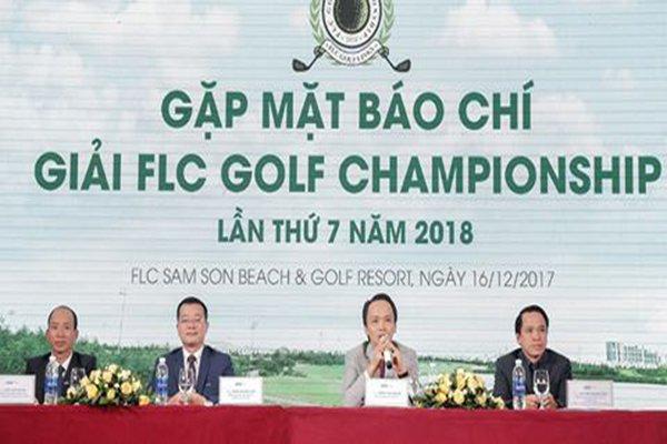 Giải FLC Golf Championship 2018 có gì đặc biệt