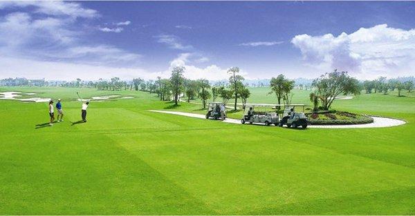 Đặc điểm của sân golf Cửa Lò Resort