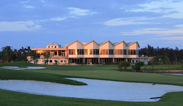 Sân golf Cửa Lò Resort