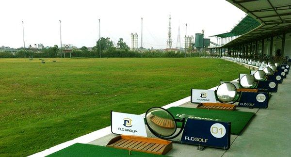 Sân tập FLC golf Net điểm đến không nên bỏ qua