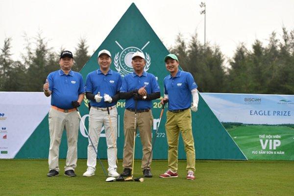 giải thưởng khai mạc FLC Golf Championship 2018