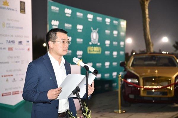 giải thưởng chính thức khai mạc FLC Golf Championship 2018