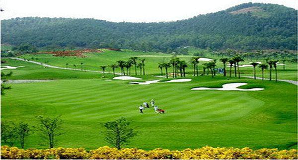 Sân golf Hòa Bình - Geleximco
