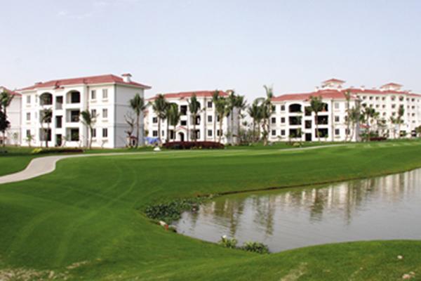 Khu nghỉ dưỡng sân golf rạch giá
