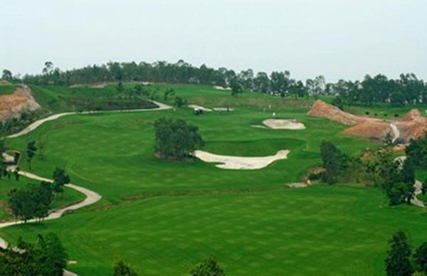 Sân golf Tân Mỹ Long An
