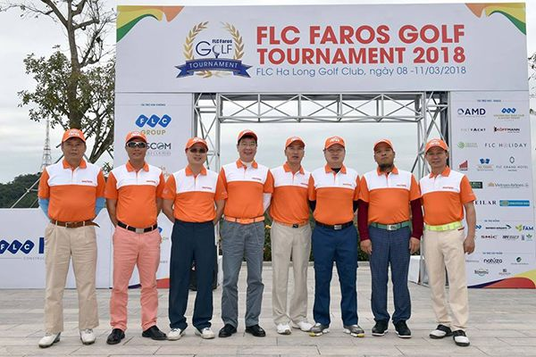 FLC Faros Golf Tournament 2018
