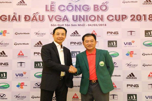 Màn chia đôi Golf Việt