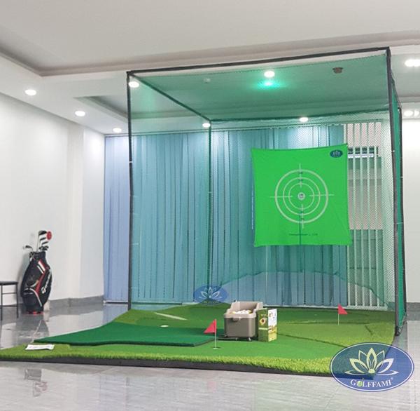 Bộ khung tập golf 3m