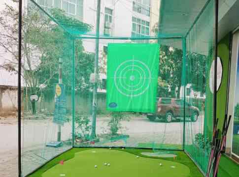 Khung lưới tập golf gomik51-5