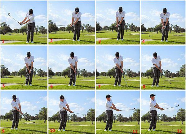 Kỹ thuật chip golf