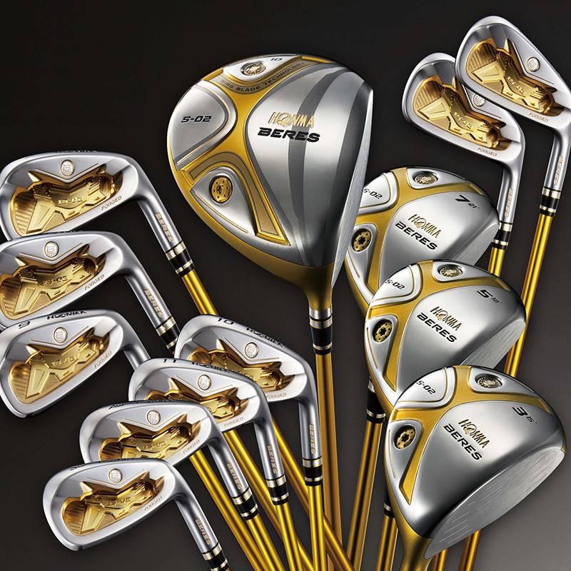 Bộ gậy golf tiêu chuẩn