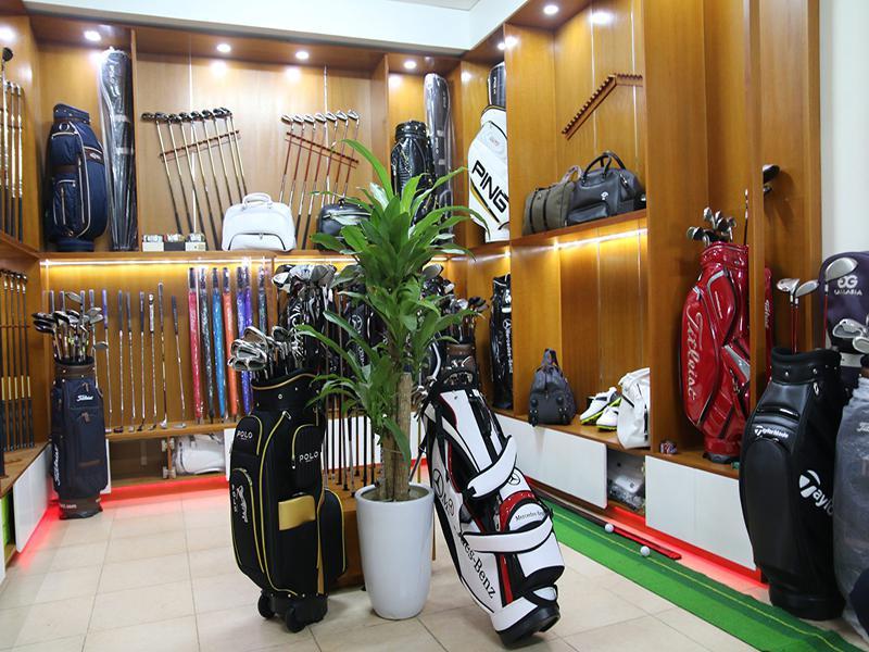 Địa chỉ bán gậy golf cũ tphcm