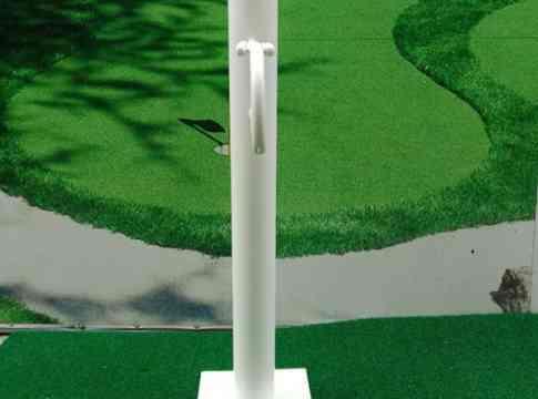 Giá để gậy golf Gomiga4 dễ dàng di chuyển