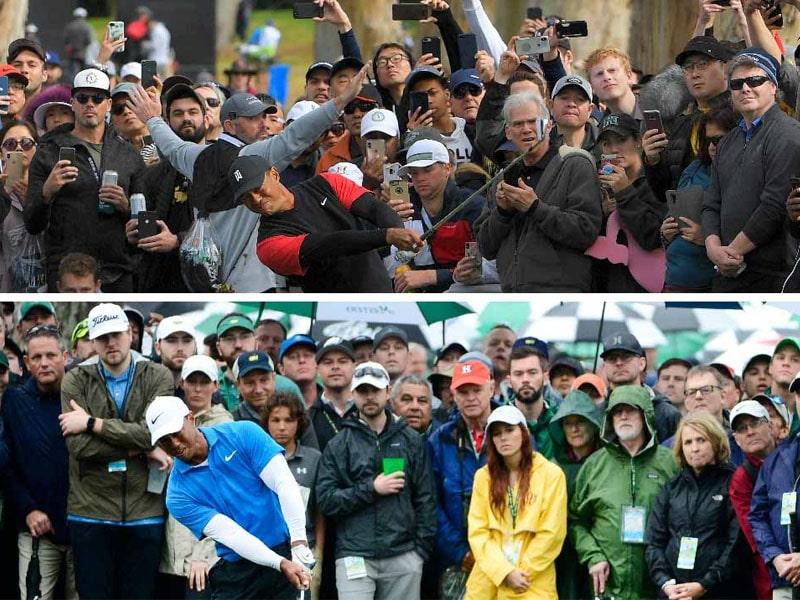 Sự khác biệt của việc cấm sử dụng điện thoại trong toàn giải đấu Masters
