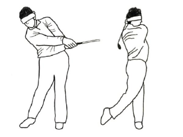 nham mat de cam nhan cu swing min Một vài cách tăng cao khả năng chơi gôn xuất sắc nhất